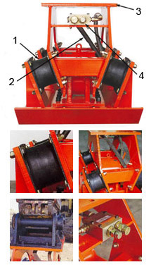Compactor Plate High Performance Photo